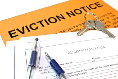 tenant landlord lawyer can help you avoid a eviction notice like this